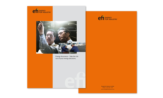 Efi Design Project Presentation Covers