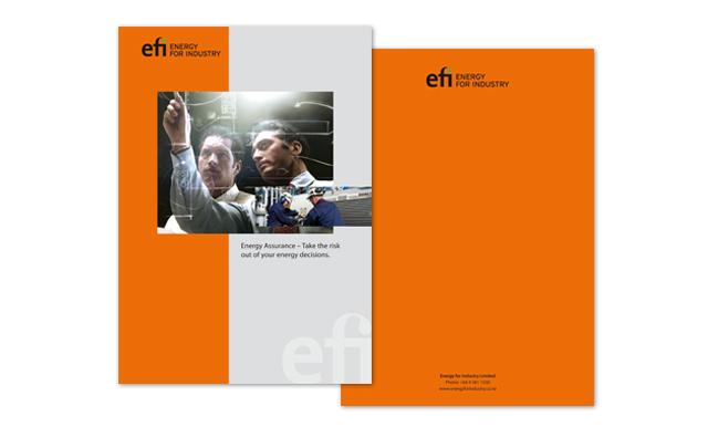Efi Design Project Presentation Covers
