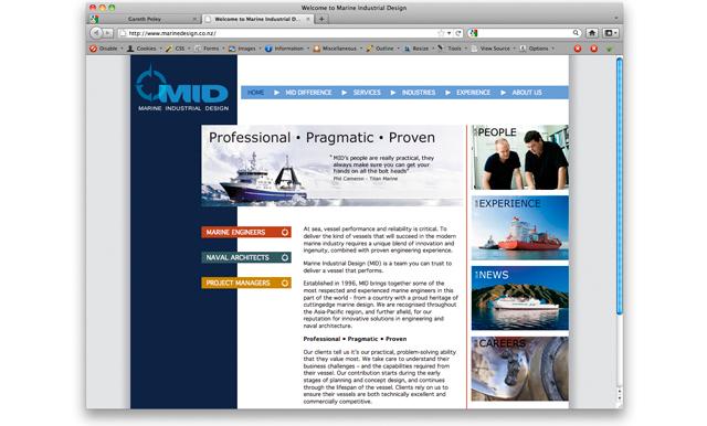 Mid Web