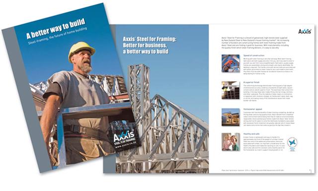 Nzsteel Builder Brochure