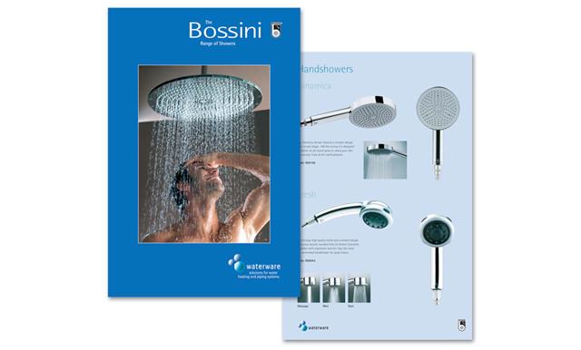 Waterware Design Projects Bossini Brochure